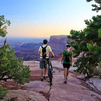 Moab Mountain Biking - Intrepid Trail