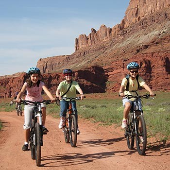 Moab Mountain Biking - Klondike Bluffs
