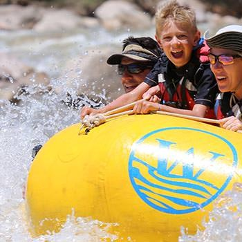 Green River rafting in Desolation Canyon