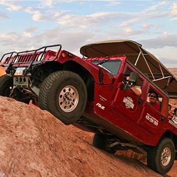 Grand Hummer Safari