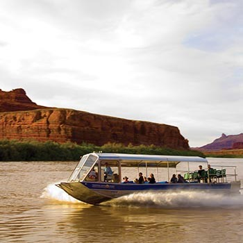 Colorado River Jetboat