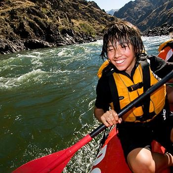 Salmon River Canyons 5 Day Expedition
