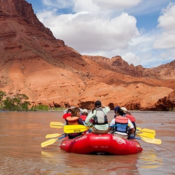 Colorado River Full Day Adventure