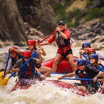 Westwater Canyon - Colorado River