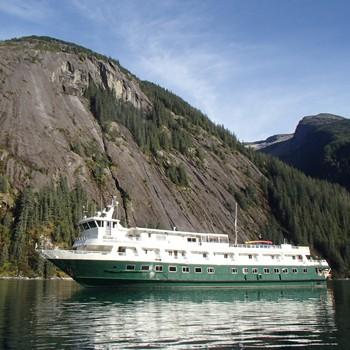 Glacier Bay Small Ship Cruise