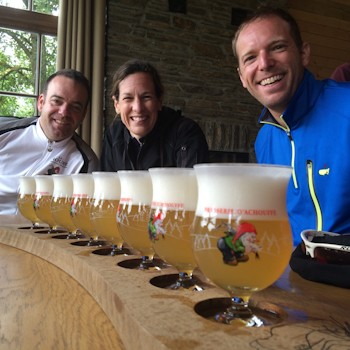 Bike Across Belgium Bike and Beer Tour