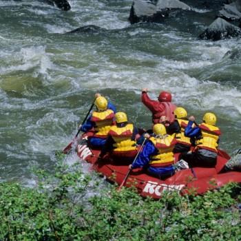 The Bruneau River
