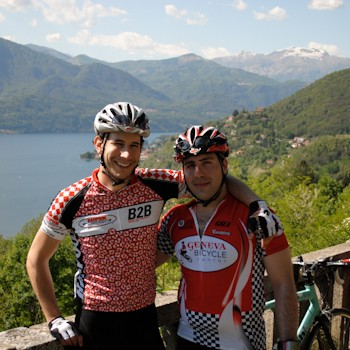 Italian Lakes by Bike