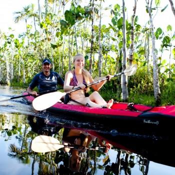Galapagos & Amazon Kayak Tour