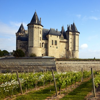 Loire Valley Bike Tour France