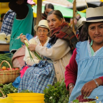 Ecuador Highlands and Market Tours