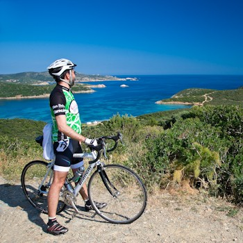Savor Sardinia Bike Tour
