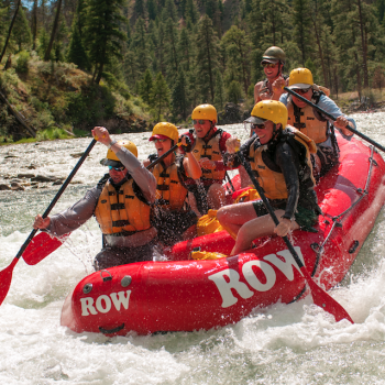 Middle Fork of the Salmon Rafting