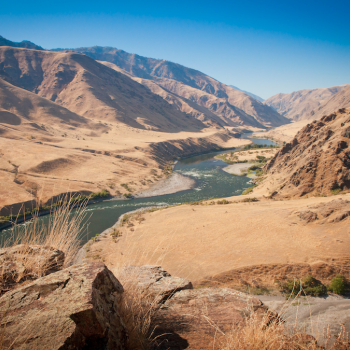 Snake River - Hells Canyon Fly Fishing