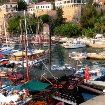 Exploring the Lycian Shore