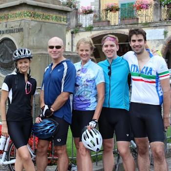Tuscan Fantasy: Family Bike Tour