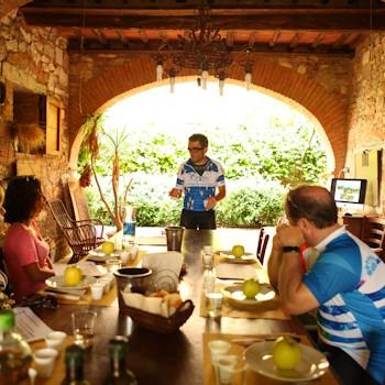 Tuscany Green Bike Tour