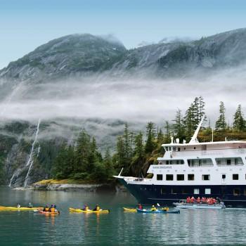 Alaska's Inside Passage & San Juans Cruise