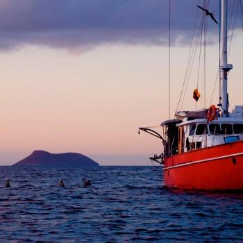 Encantada - Galapagos Cruise
