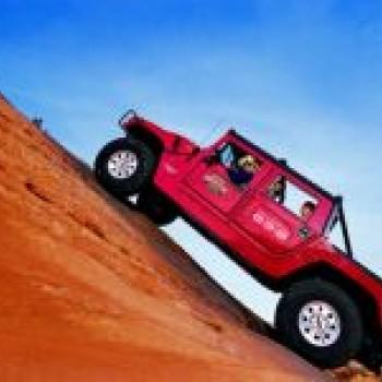 Slickrock Hummer Safari